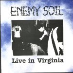 Live in Virginia 7 inch cover